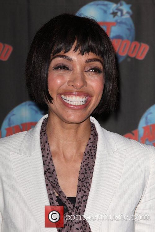 Tamara Taylor and Planet Hollywood 4