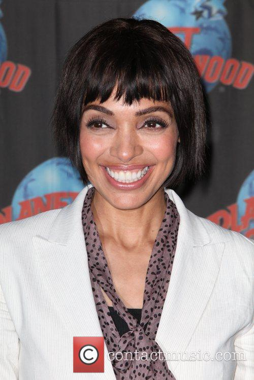 Tamara Taylor and Planet Hollywood 5