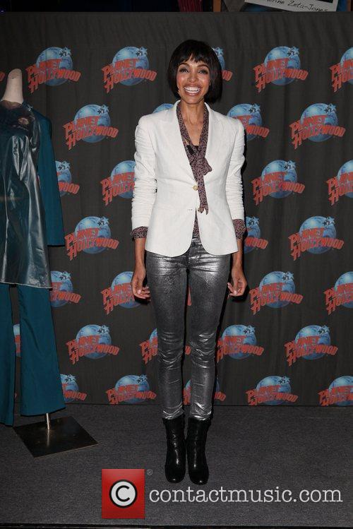 Tamara Taylor and Planet Hollywood 1