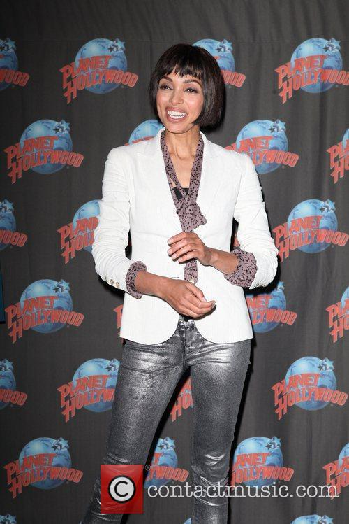 Tamara Taylor and Planet Hollywood 8
