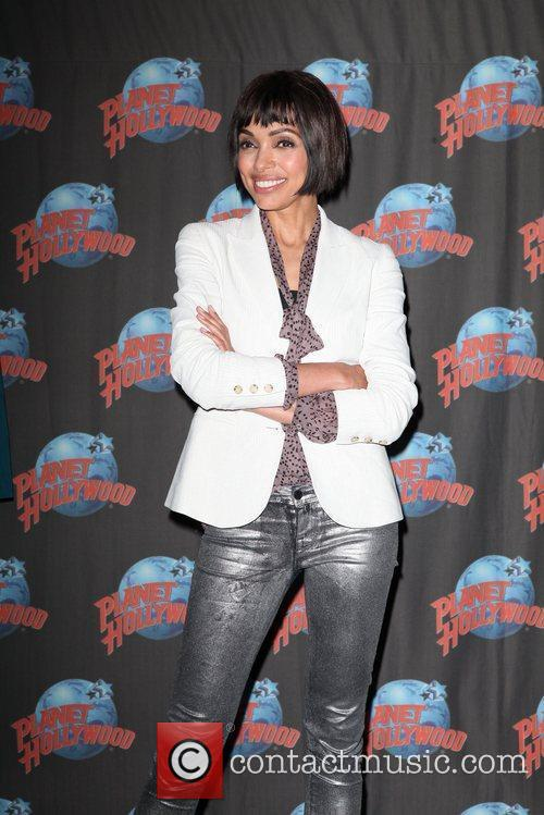 Tamara Taylor and Planet Hollywood 9