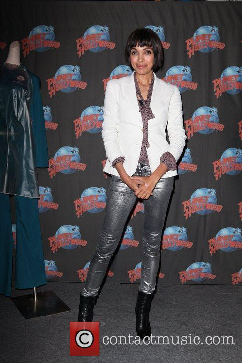 Tamara Taylor and Planet Hollywood 10