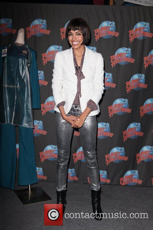 Tamara Taylor and Planet Hollywood 11
