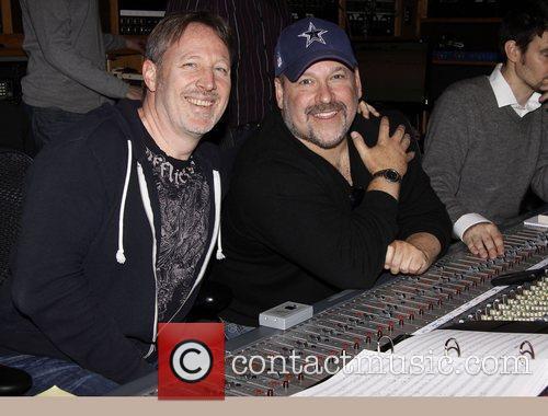 John McDaniel and Frank Wildhorn  The cast...