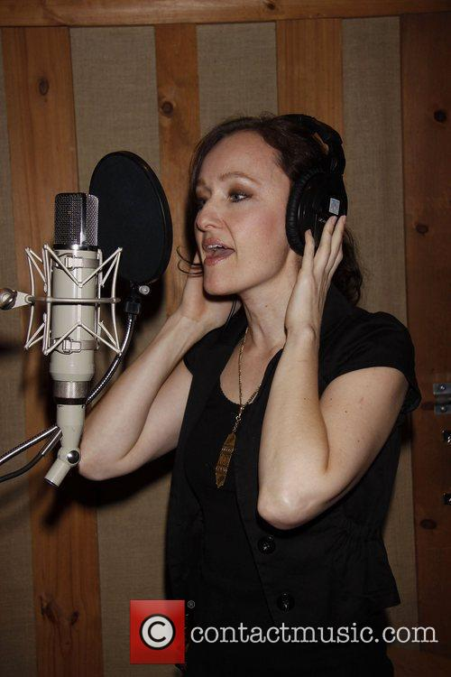 Melissa van der Schyff   The cast...