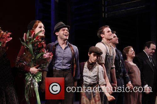 Opening night of the Broadway production of 'Bonnie...