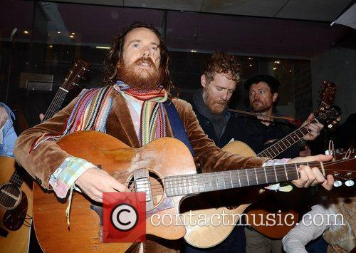 Damien Rice and Glen Hansard 2