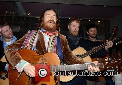 Damien Rice and Glen Hansard 8