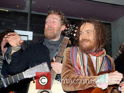 Damien Rice and Glen Hansard 1