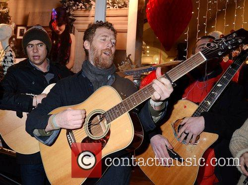 Declan and Glen Hansard 4