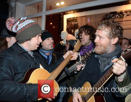 Declan and Glen Hansard 5