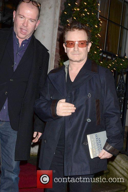 bono and gavin friday bono is seen 5971386