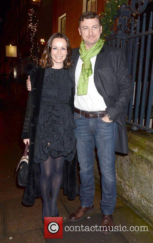 Sharon Corr and Gavin Bonnar 2