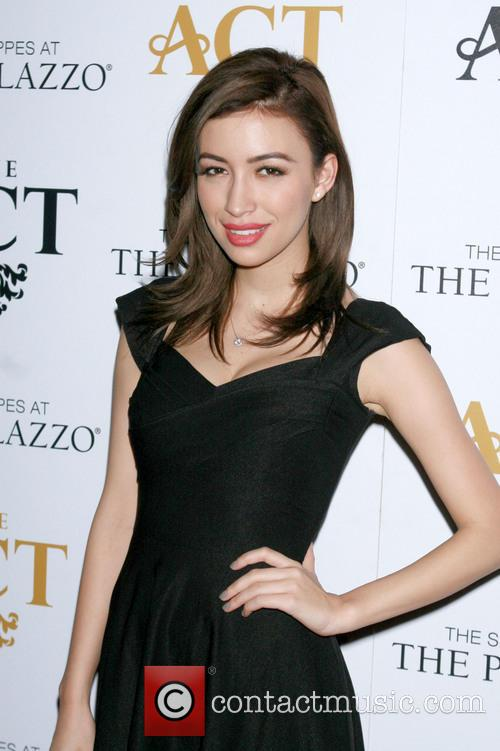 Christian Serratos 3