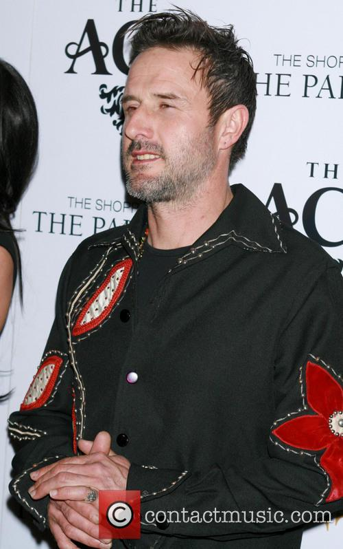 David Arquette The Bootsy Bellows Holiday Party at...