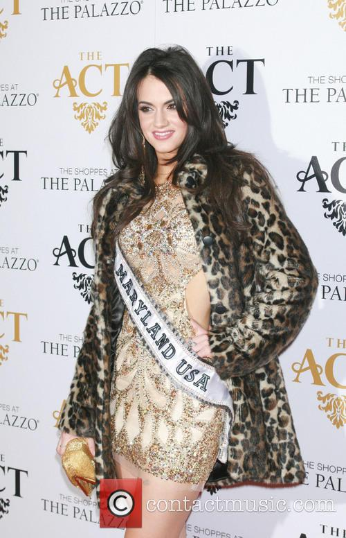 Kasey Staniszewski; Miss Maryland USA 2013 The Bootsy...