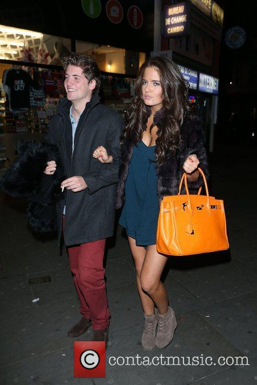 Made, Chelsea, Binky, Alexandra Felstead and Boujis 10