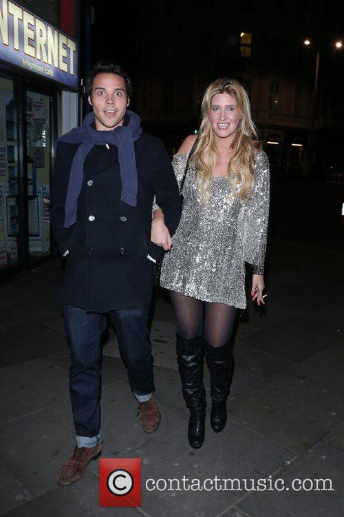 made in chelsea star francesca hull at 4170402