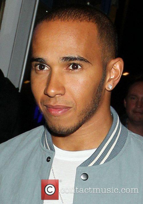 Lewis Hamilton and Boujis 6