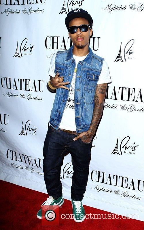 Bow Wow walks the red carpet at Chateau...