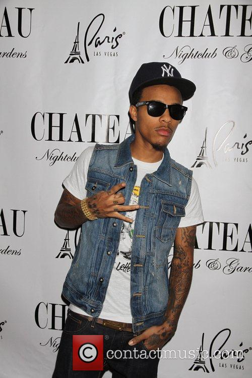 Bow Wow  walks the red carpet at...
