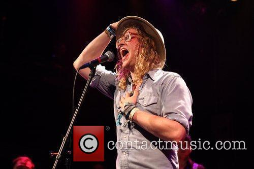 Allen Stone performs a sold out headlining gig...
