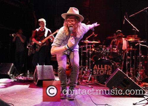 Allen Stone The Bowery Presents at The Bowery...