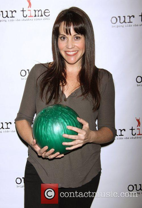 Guest attending the All Star Bowling Event to...