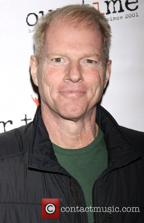 Noah Emmerich attending the All Star Bowling Event...