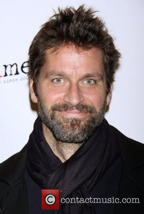Peter Hermann  attending the All Star Bowling...