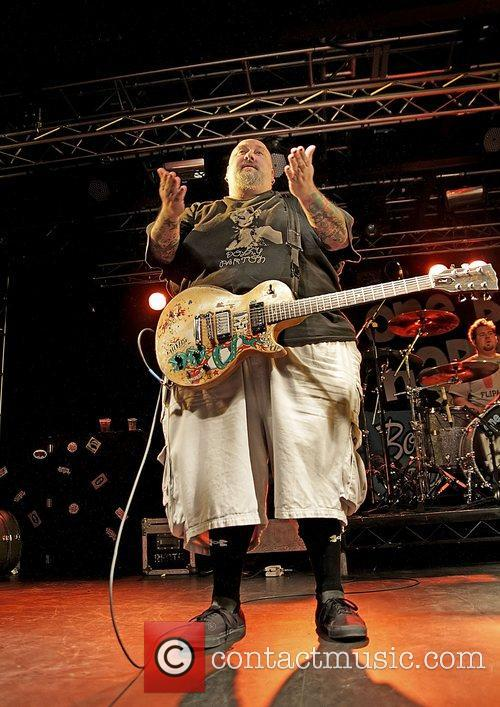 Chris Burney, Bowling, Soup, Liverpool and Academy 7