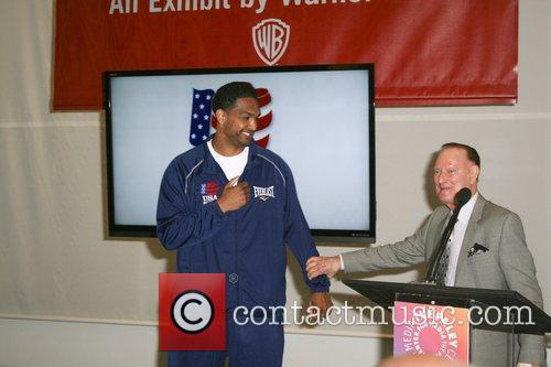 Attend the USA Olympic Boxing Benefit held at...