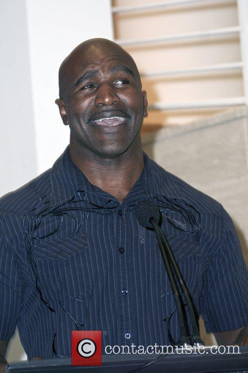 evander holyfield attend the usa olympic boxing 5831365