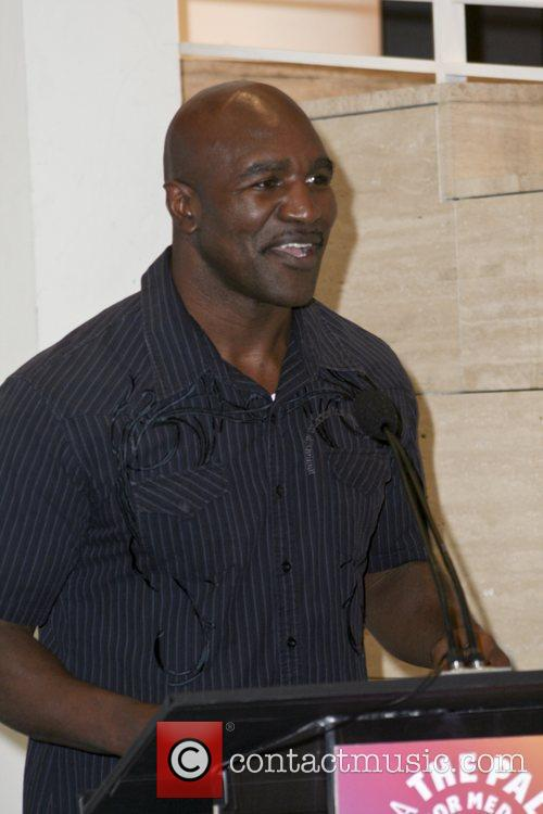 evander holyfield attend the usa olympic boxing 5831368