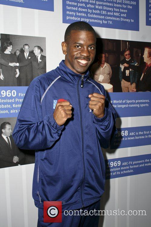 Jamel Herring attend the USA Olympic Boxing Benefit...