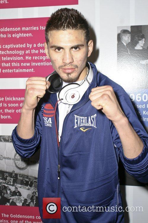 Jose Ramirez attend the USA Olympic Boxing Benefit...
