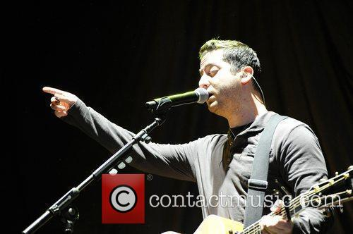 Boyce Avenue performing live at the National Indoor...