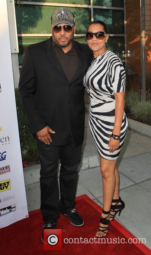 Al B. Sure, Tiffany Smith 6th Annual Boyle...