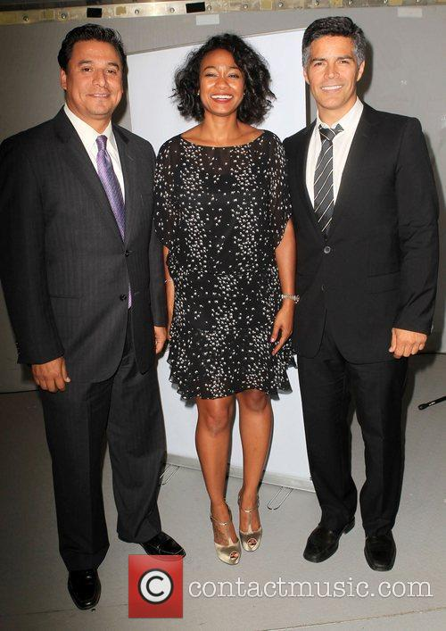 Tatyana Ali and Esai Morales 7