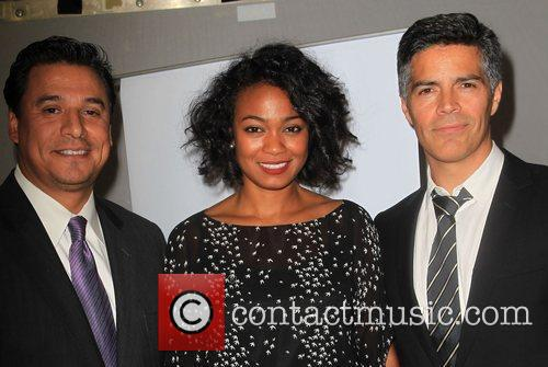 Tatyana Ali and Esai Morales 8