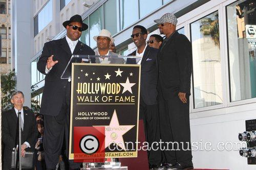Jimmy Jam, Terry Lewis, Shawn Stockman, Nathan Morris,...