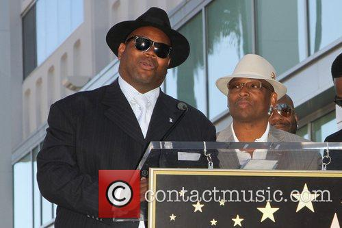 Jimmy Jam, Babyface and Star On The Hollywood Walk Of Fame 7