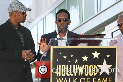 Shawn Stockman The Group 'Boyz II Men' are...