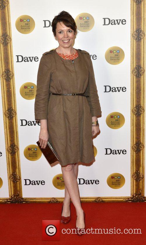 Olivia Colman 38th Annual Broadcasting Press Guild