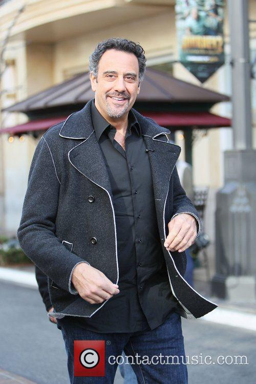 brad garrett brad garrett seen at the 3693662