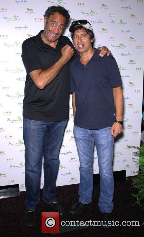 Brad Garrett and Ray Romano 7