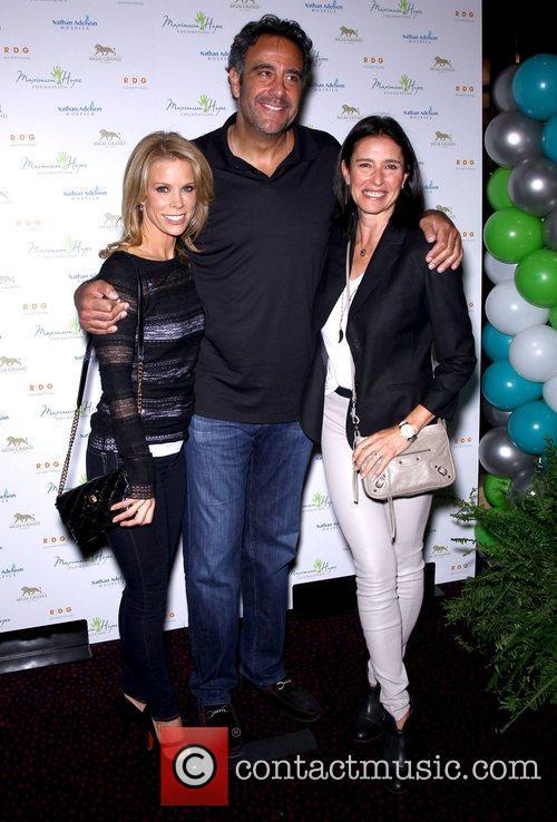 Cheryl Hines, Brad Garrett and Mimi Rodgers 5