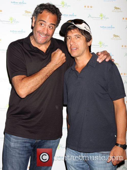 Brad Garrett and Ray Romano 10