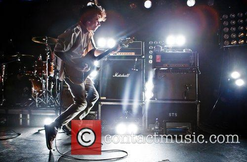 Vincent Accardi of American rock band Brand New...