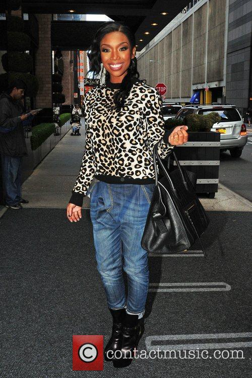 Brandy Norwood 6